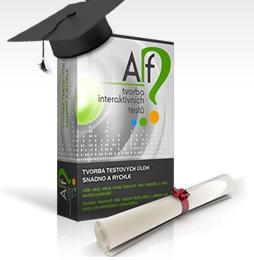 Vlastnosti testovacího programu ALF