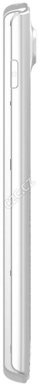 Tenký design a kovový plášť Prestigio MultiPhone PAP4500T
