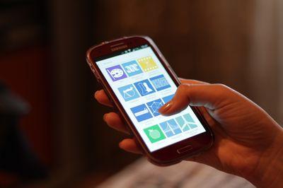 Používání internetu a DUM na tabletu ve výuce