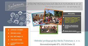 Střední pedagogická škola Futurum