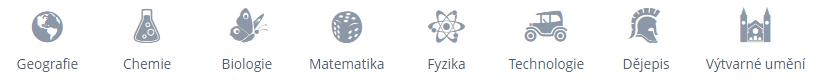 Moza - ikony témat MozaBook