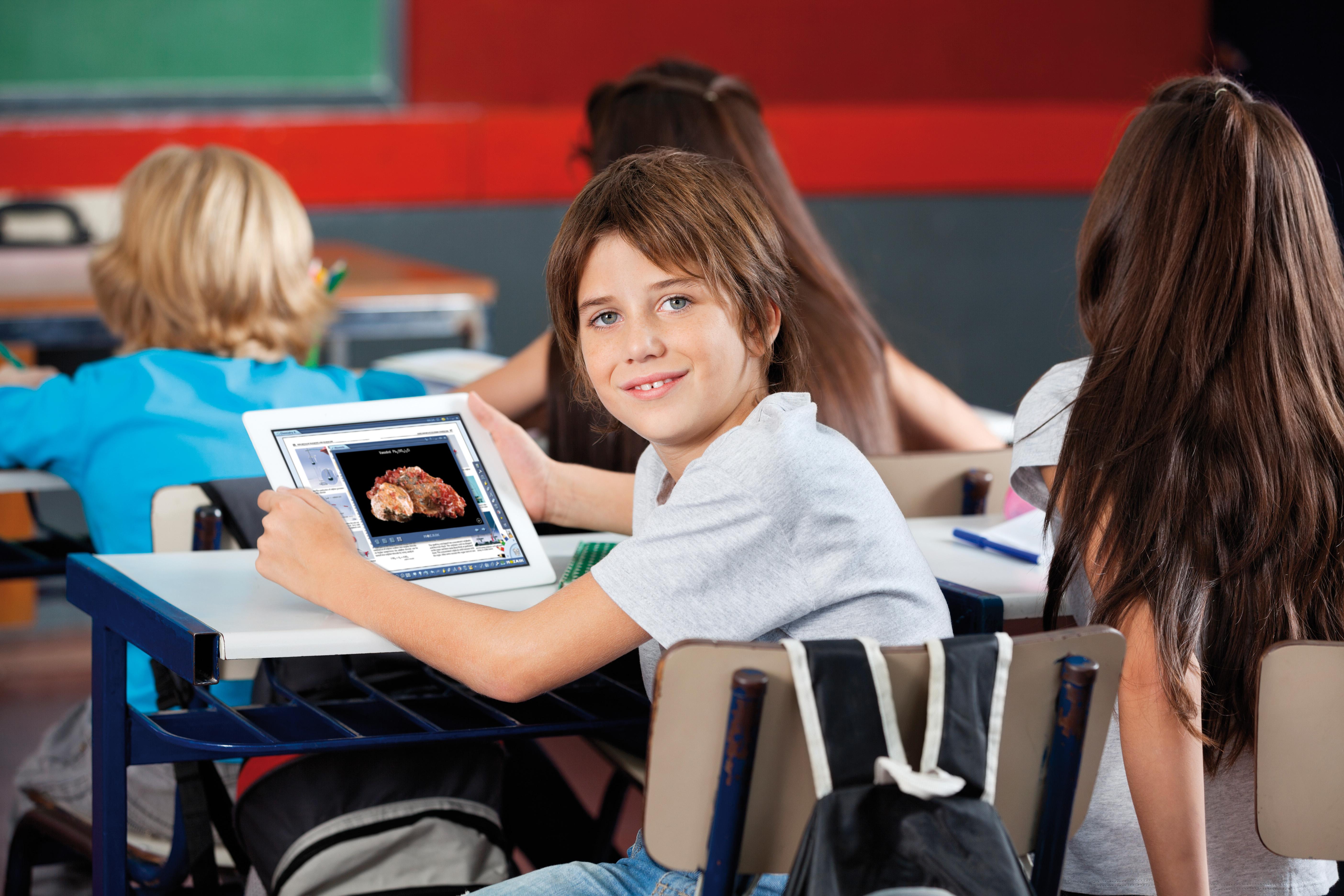 MozaBook tablet
